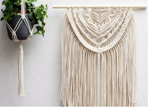 Ouvrage Macrame