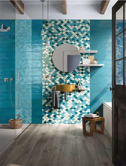 Carrelage salle de bain : les plus beaux modèles - Ctendance.fr