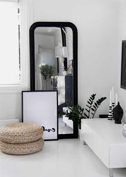 Grand Miroir Moderne