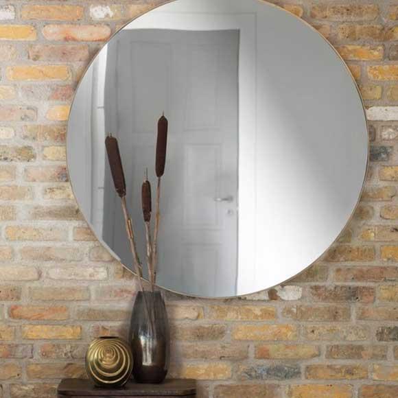Grand Miroir Rond