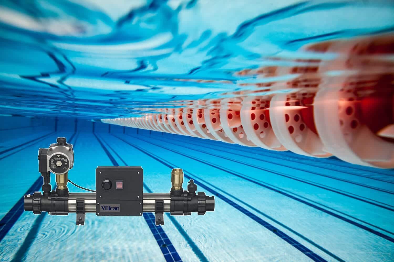 échangeur Thermique pour chauffage piscine