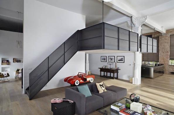 26 mezzanines pour gagner de la place et optimiser l\'espace !