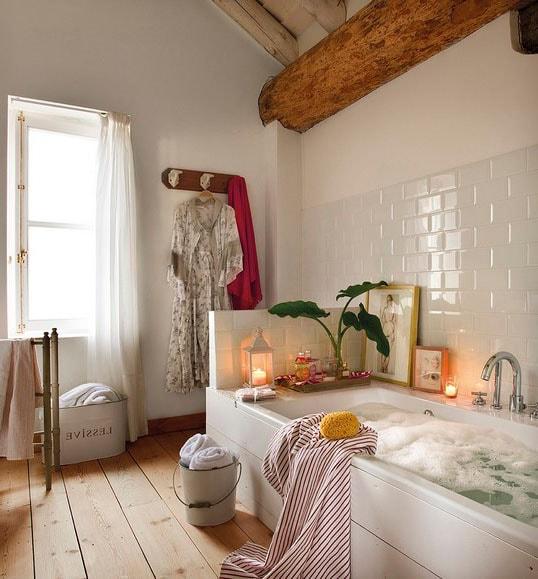 Tendance hygge en d co nos conseils pour la r ussir - Etabli salle de bain ...
