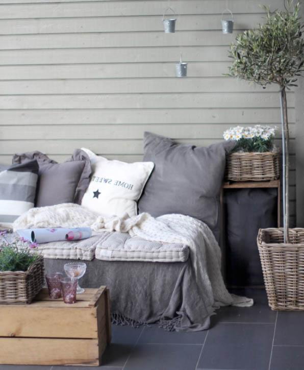 Salon De Jardin Cocooning