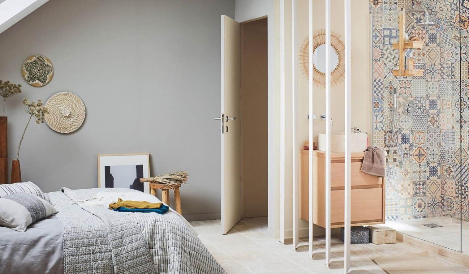 Chambre Ouverte Salle De Bain 40 suites parentales magnifiques pour trouver l'inspiration !