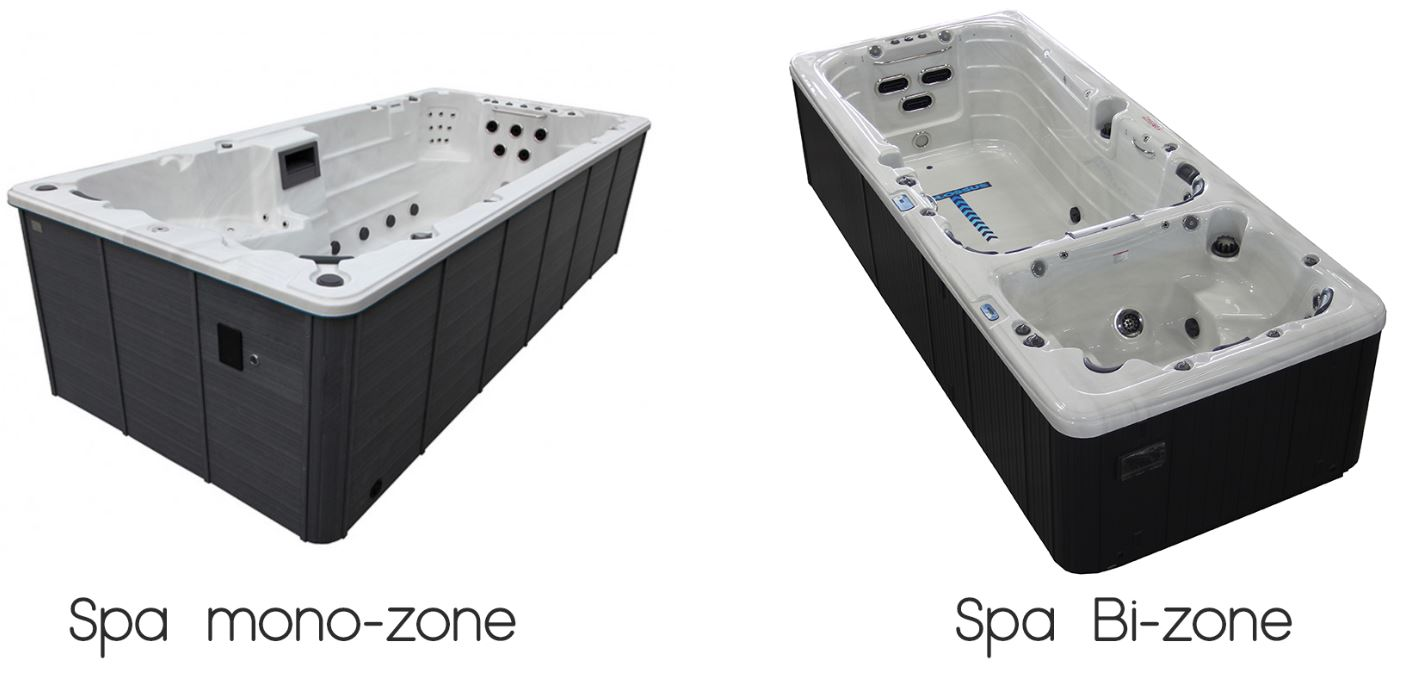 Difference Spa Mono Zone Et Bi Zone