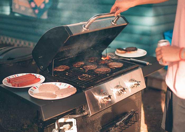 Entretien Barbecue Gaz