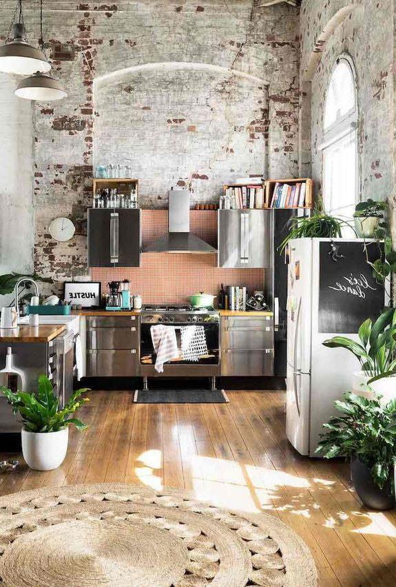 Très Belle Cuisine Moderne Architexte Min