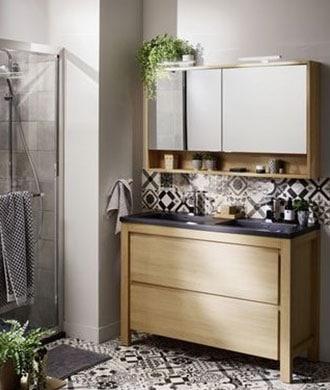 Meubles de salle de bain Lapeyre : notre sélection des meilleurs modèles
