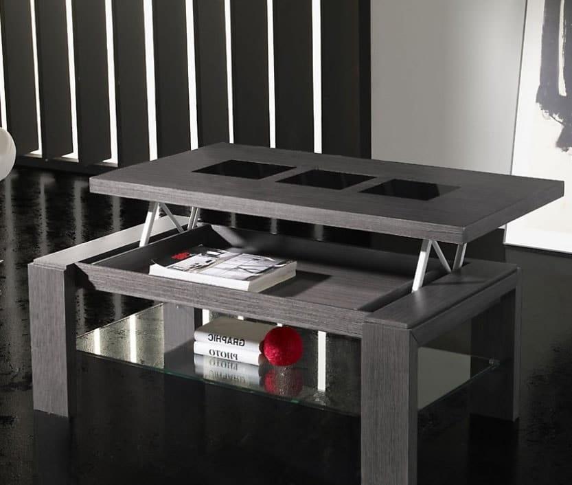 Table basse relevable : 21 modèles pour votre intérieur !