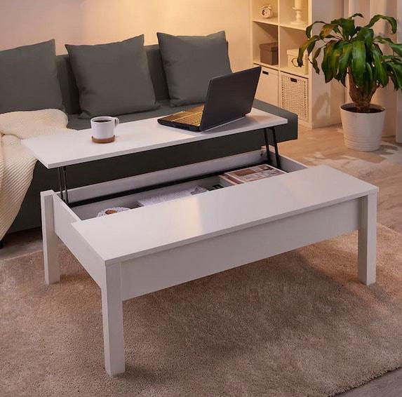 Table Basse Relevable 21 Modeles Pour Votre Interieur