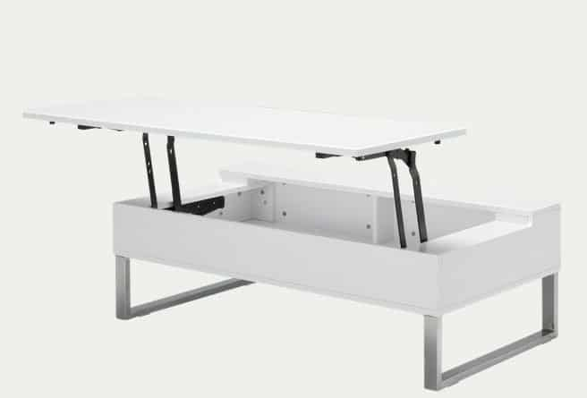 Table Plateau Relevable