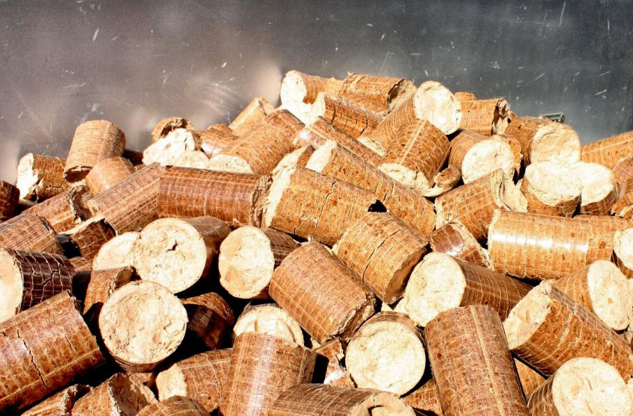Pellets Briquettes
