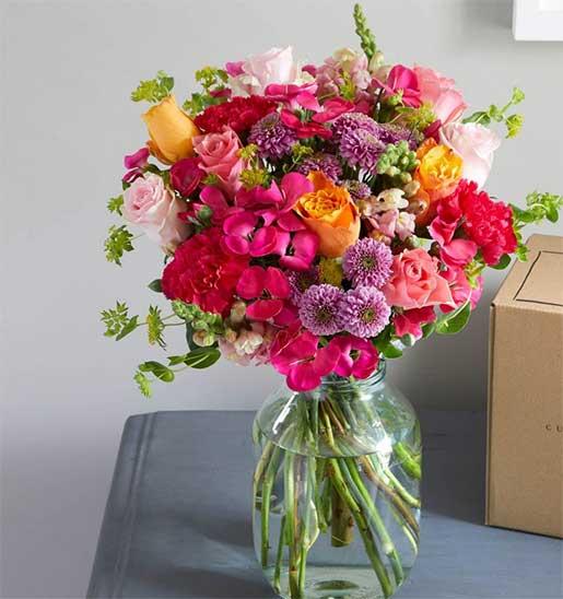 Bouquet Colorés