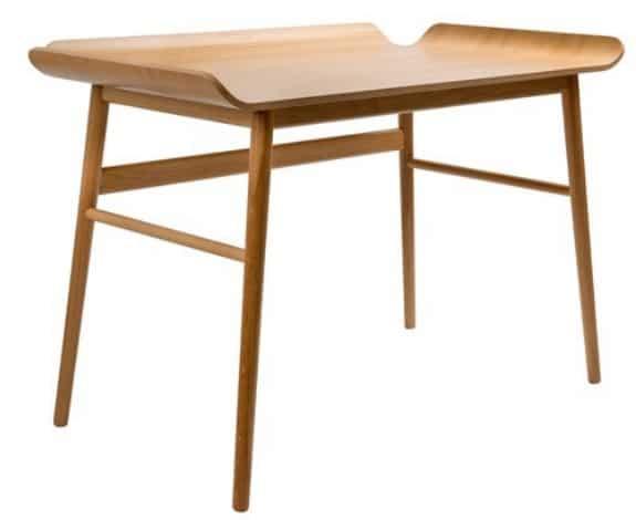 Bureau scandinave Design Bois