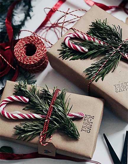 Cadeau Décoré