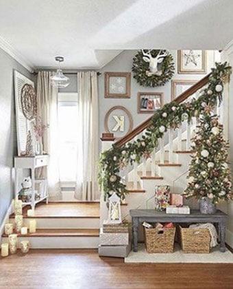 Pinterest Noël Les 50 Meilleures Idées Déco Trouvées Sur