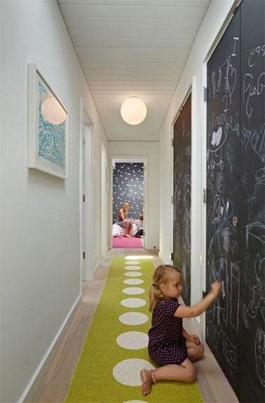 Peinture Tableau Couloir