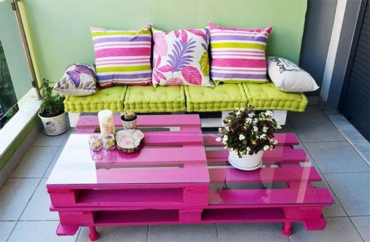 Table Basse Balcon