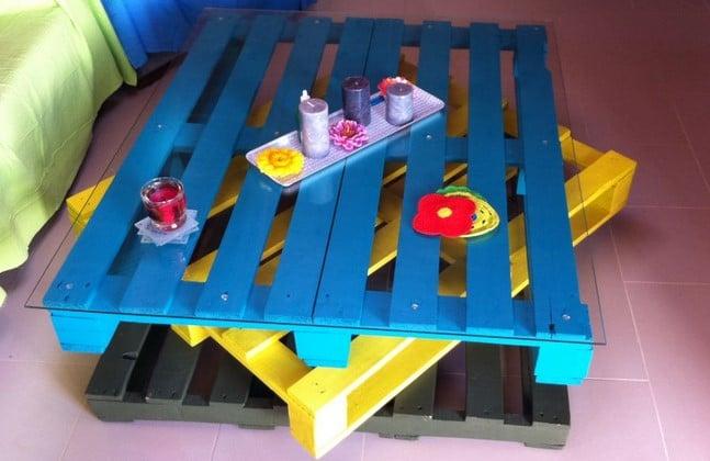 Table Palette Pop