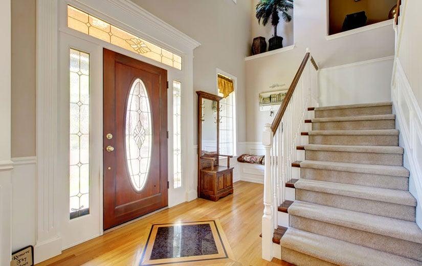 Hall Entree Maison Deco