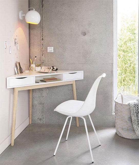 Bureau D'angle Moderne