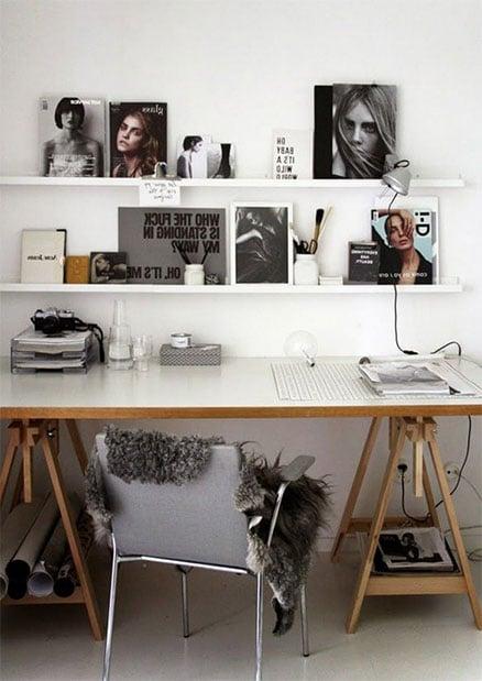 Bureau Esprit Vintage