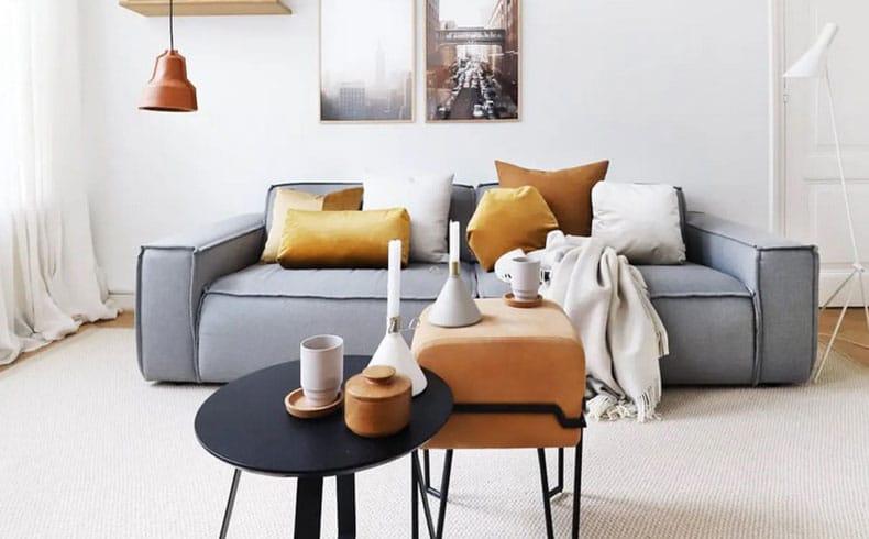 Canapé Simple