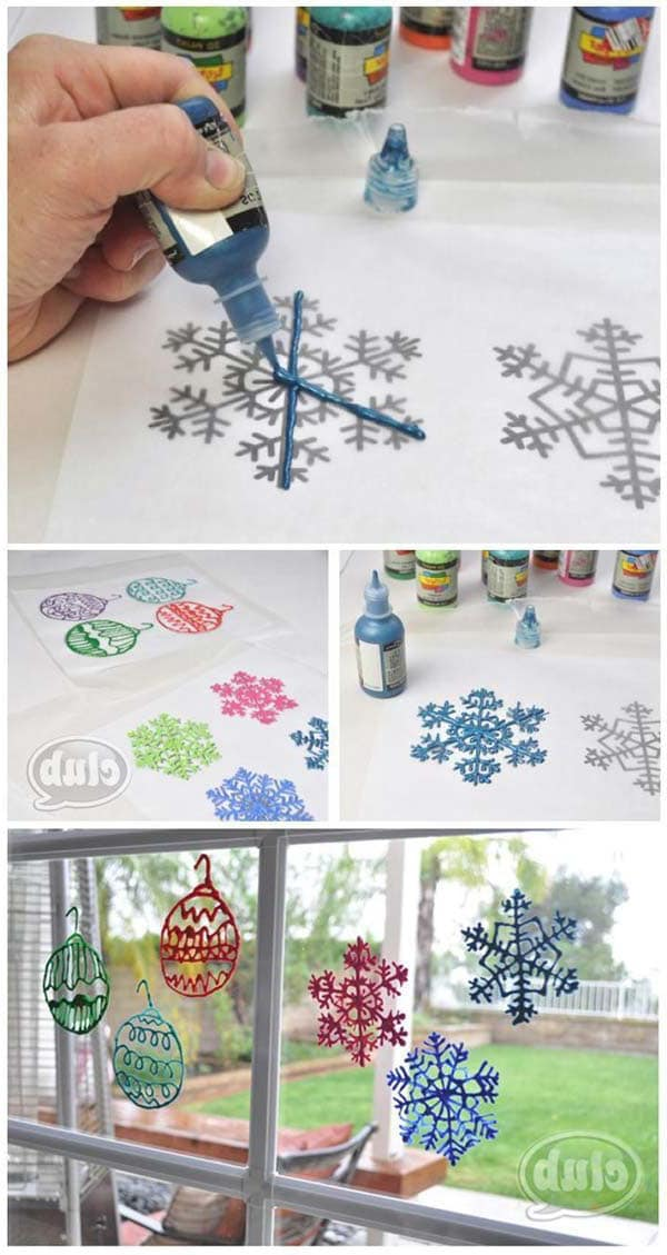 Decoration Noel Diy