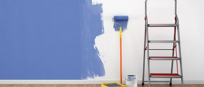 Peinture Après Location
