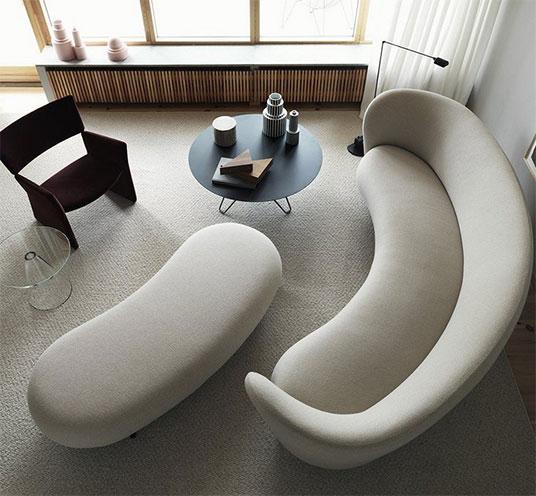 Sofa Courbe