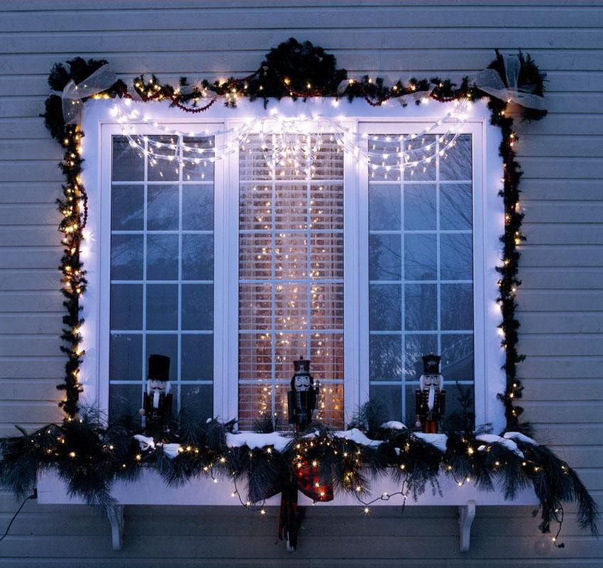 Deco Fenêtre Noël 50 Supers Idées Pour Décorer Vos Fenêtres