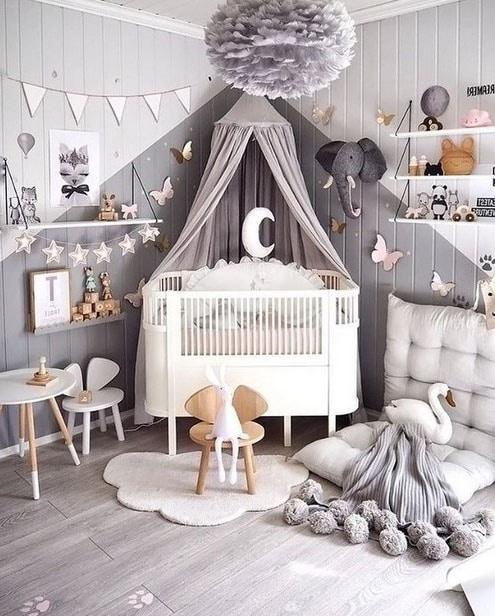 Chambre Bébé Cocooning