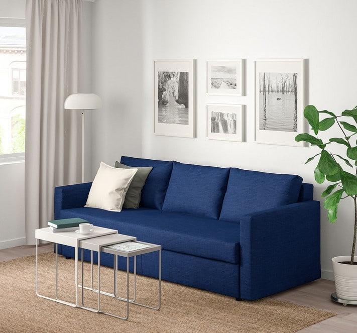 Convertible Bleu