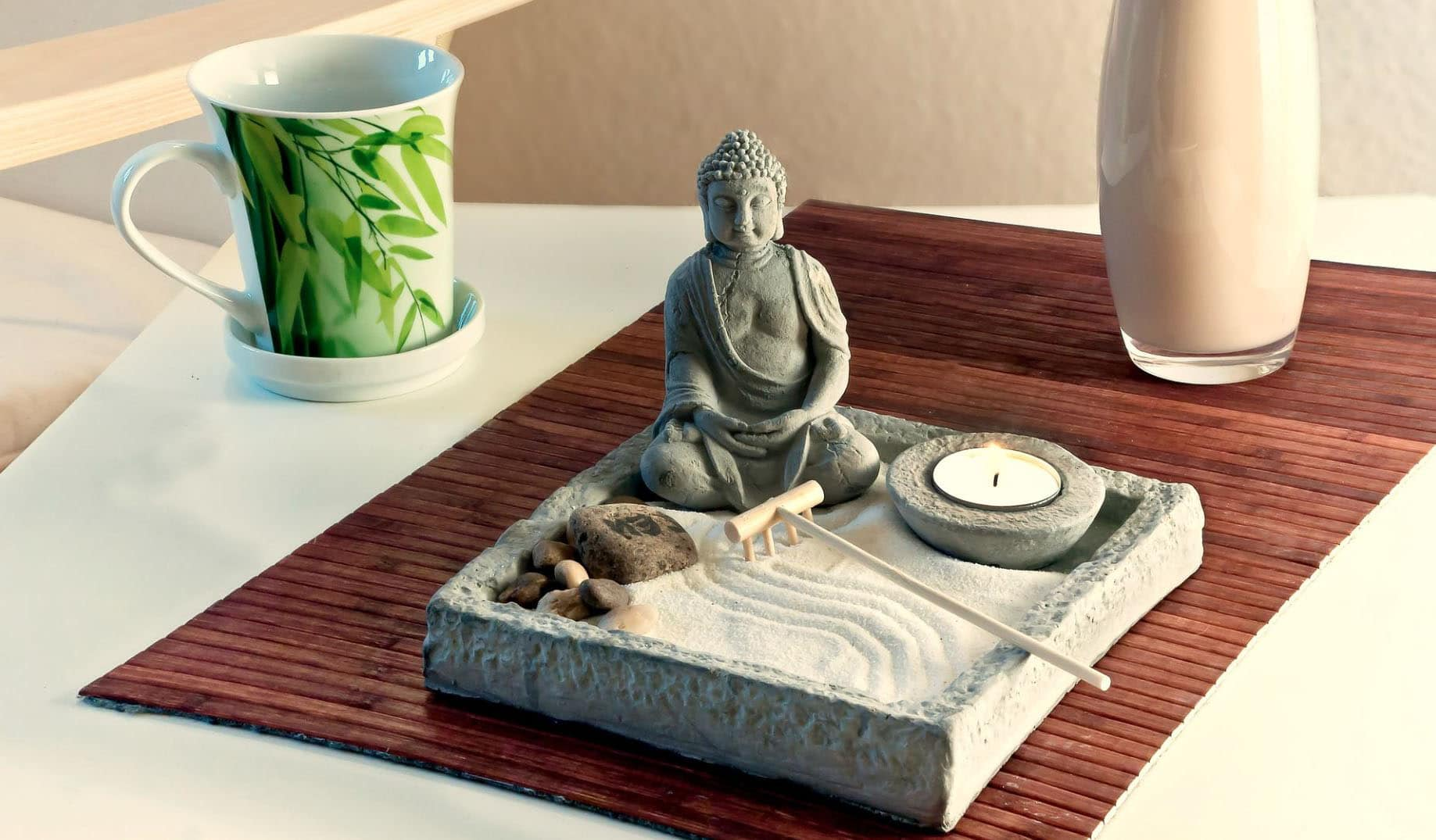Bureau Feng Shui À La Maison déco feng shui : les règles à suivre pour une maison zen