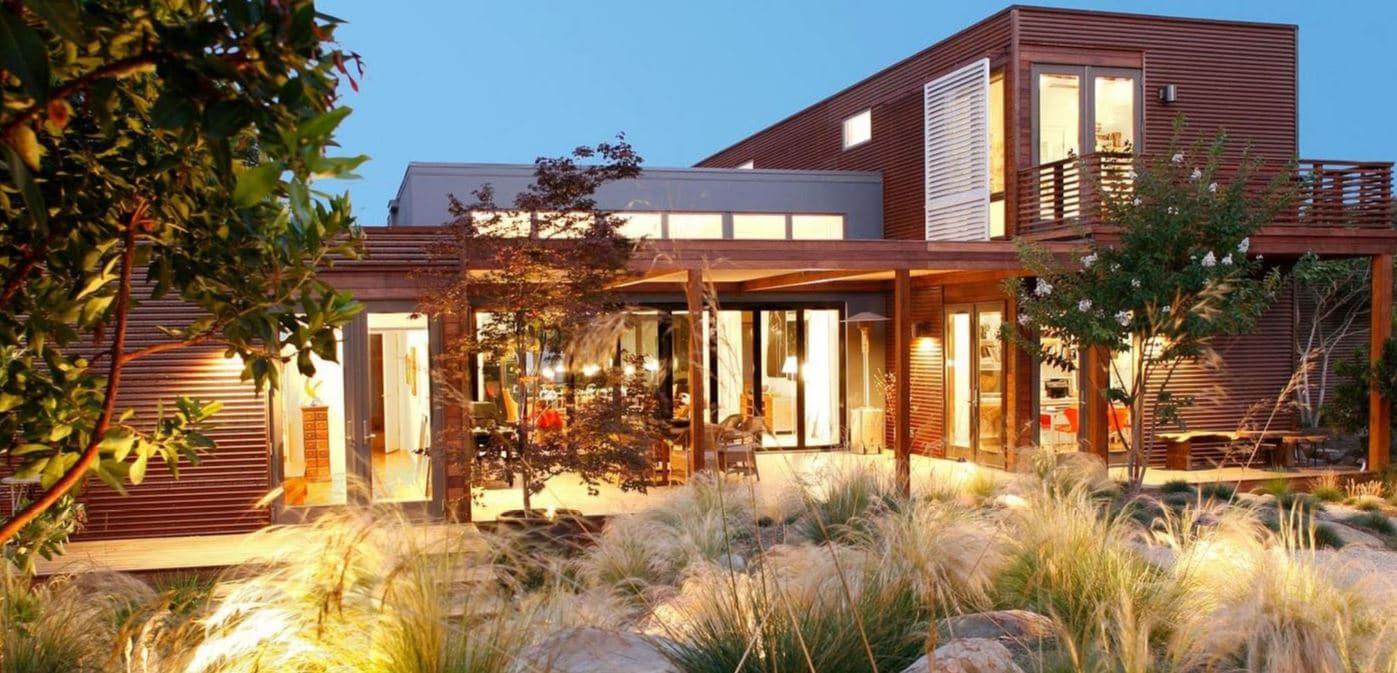 Magnifique Maison Bois