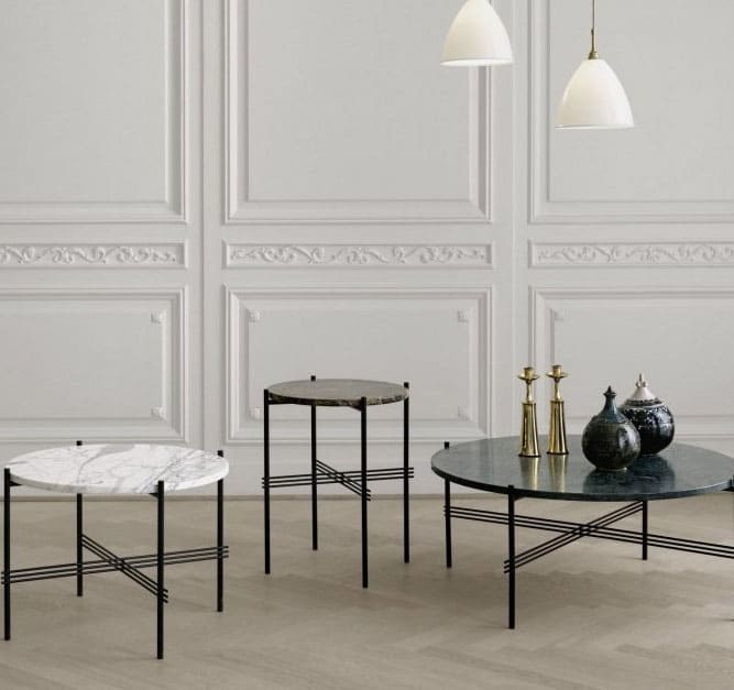 Table Basse Et Guéridon