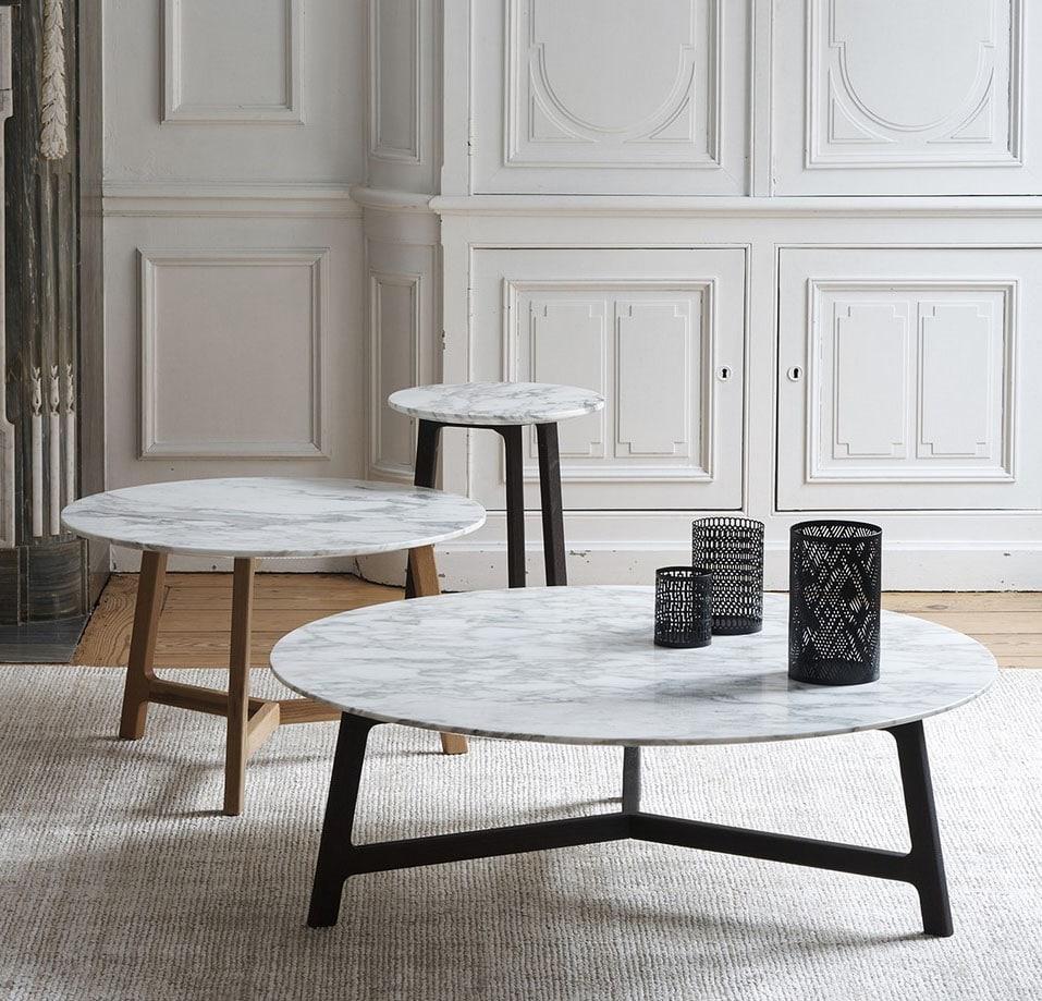 Table Marbre Ronde