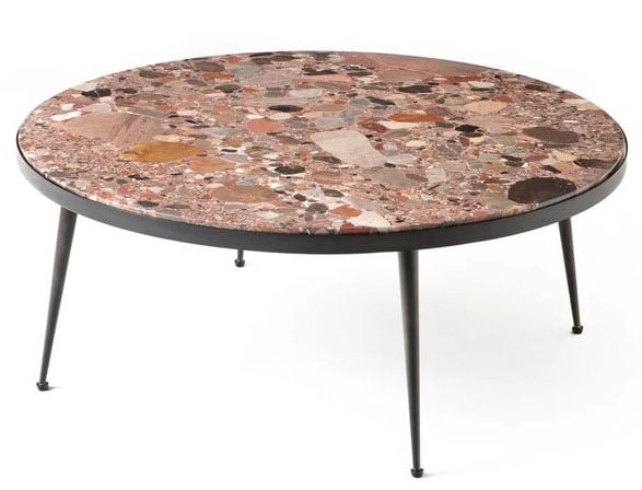 Table Marbre Rose