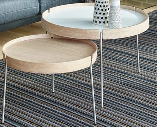 Tables Duo Rondes