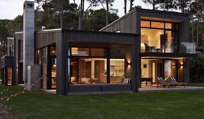 Très Grande Maison Bois