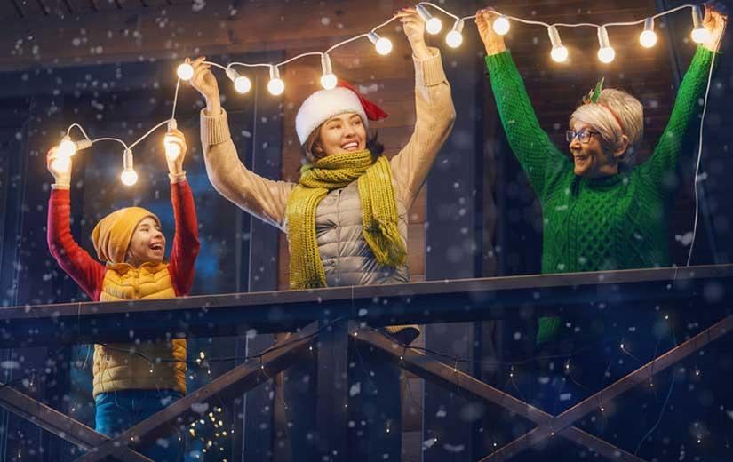 Deco Exterieure Maison Noel