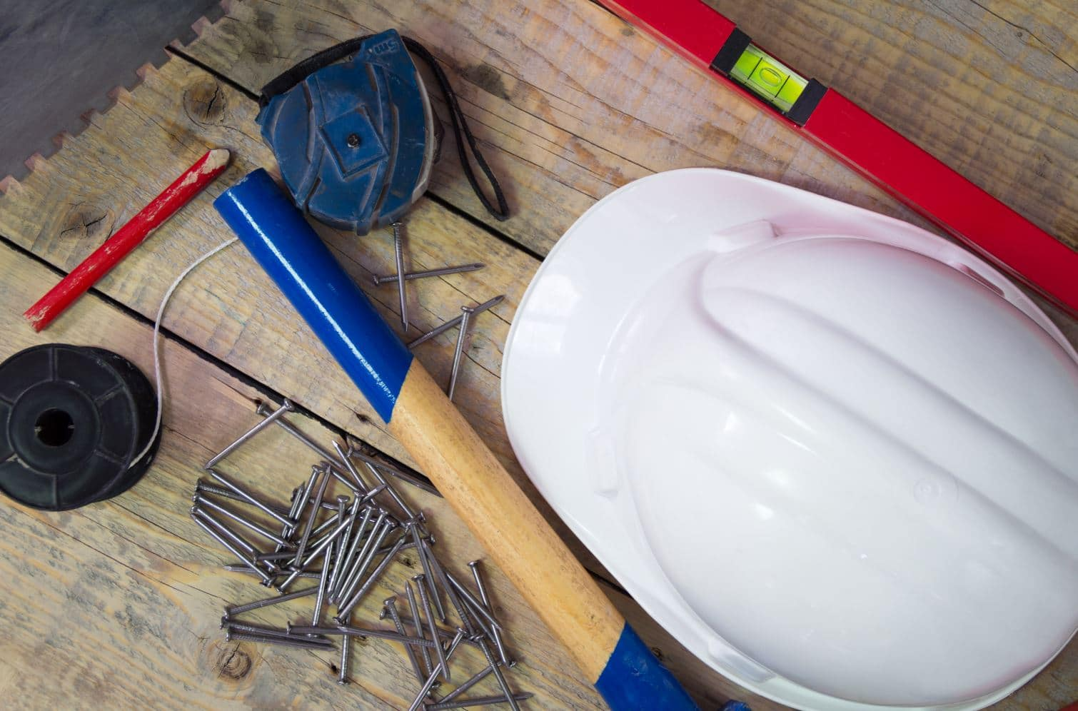 Construction Travaux Outils