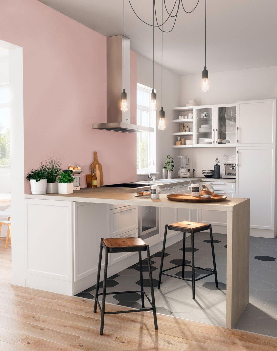 Choix De Peinture Cuisine peinture pour une cuisine blanche : quelle couleur choisir ?