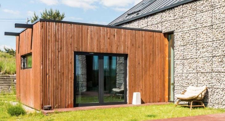 Prix D Une Extension De Maison En Bois Combien Ca Coute