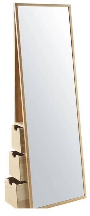 Miroir Avec Tiroirs