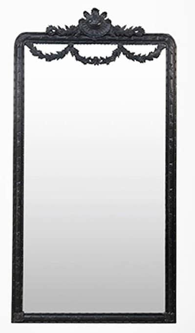 Grand miroir baroque s lection des plus beaux mod les - Miroir baroque ikea ...