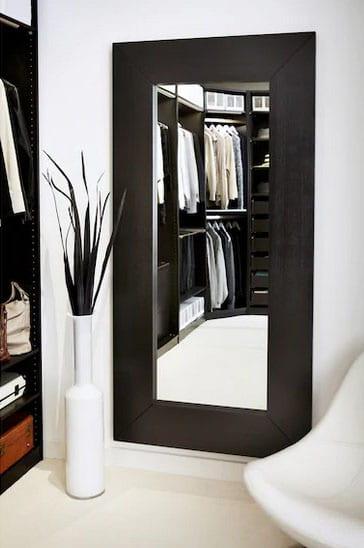 Miroir Cadre épais Miroir Mongstad