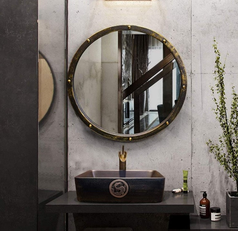Miroir De Rasage