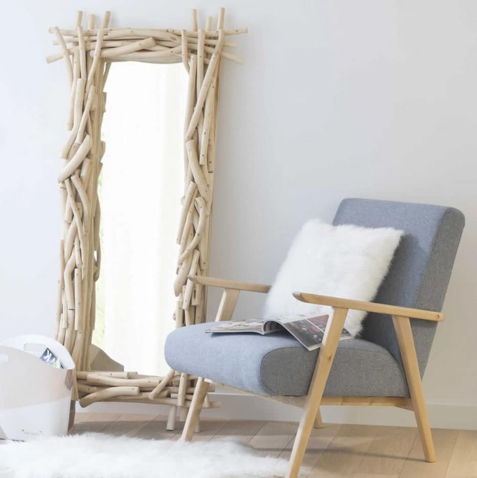 Miroir Maison Du Monde Industriel grand miroir rectangulaire : les plus beaux modèles pour